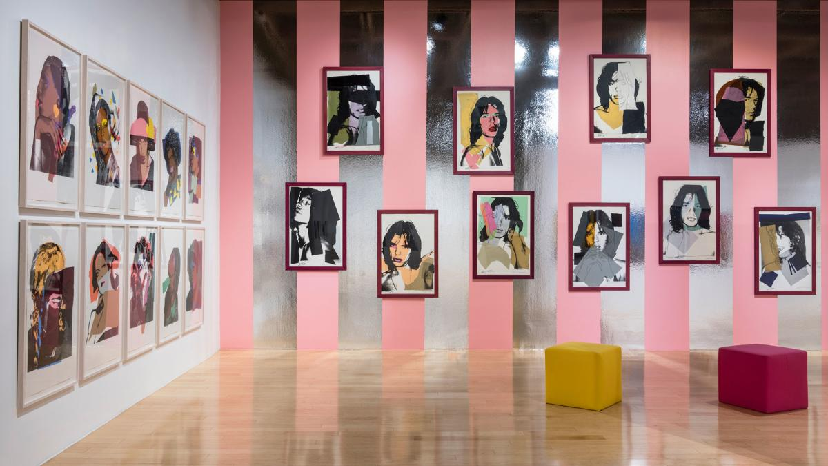 Andy Warhol Exhibit - PSAM