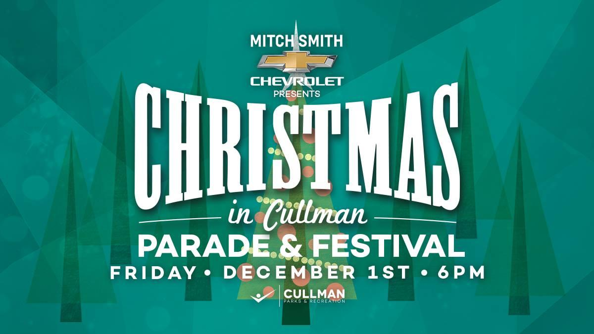 Christmas in Cullman Parade & Festival
