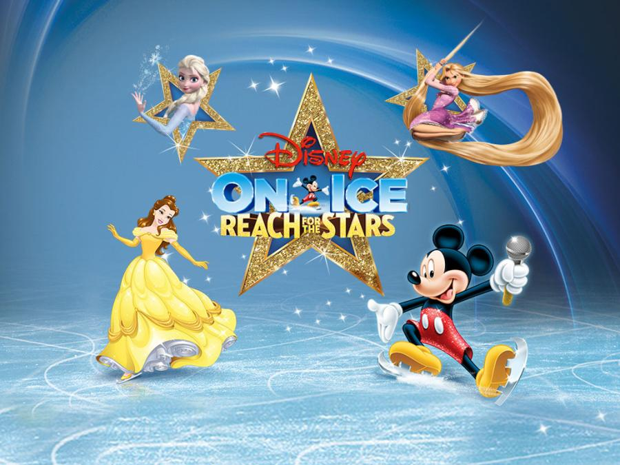 Disney on Ice - Reach for the Stars Promotion - Fort Wayne, Indiana