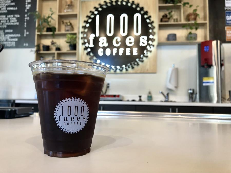 1000 Faces Cold Brew