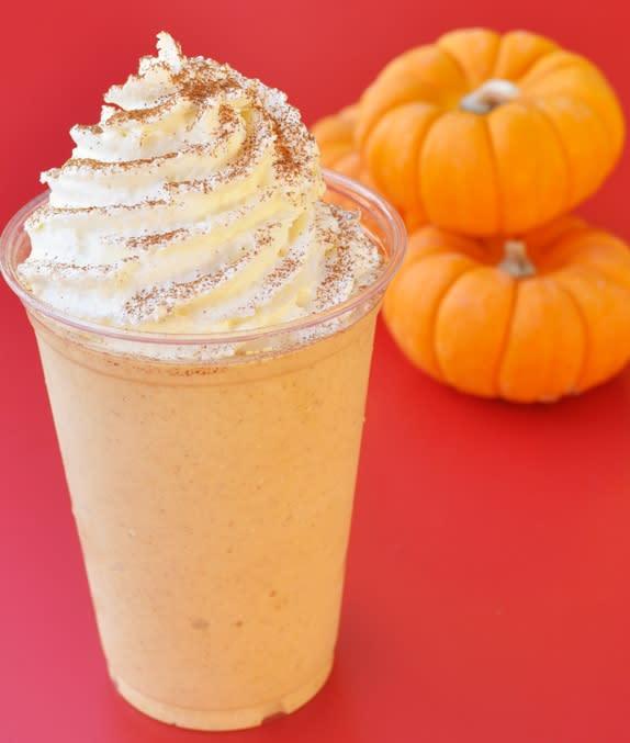 Bruxie - Pumpkin Spice Shake