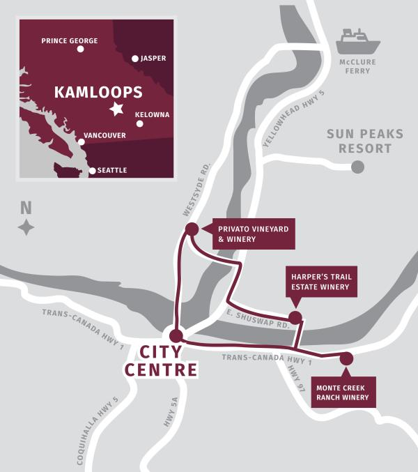 Kamloops Wine Trail