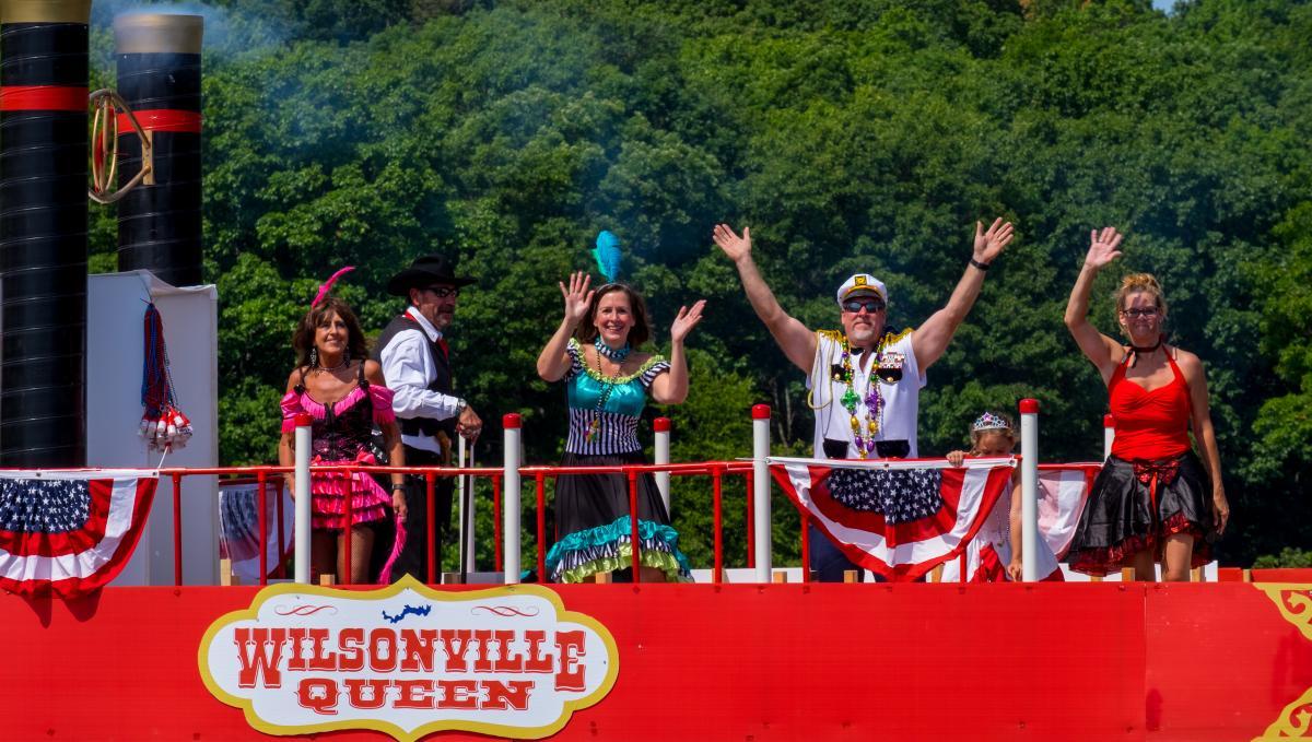 Wally Lake Fest in the Pocono Mountains