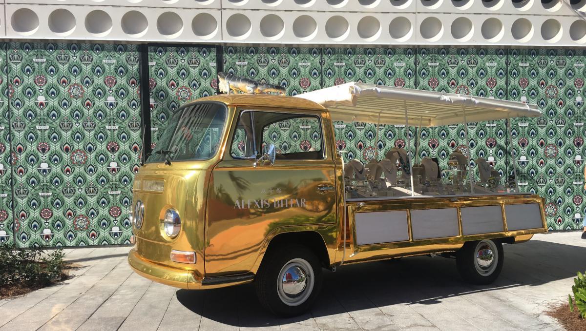 Bittar Bus at The Saguaro
