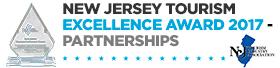 NJ Tourism Excellence Award 2017 logo