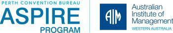 AIM WA Aspire Logo