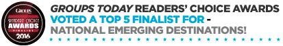 Groups's Today Reader's Choice Award 2016 logo