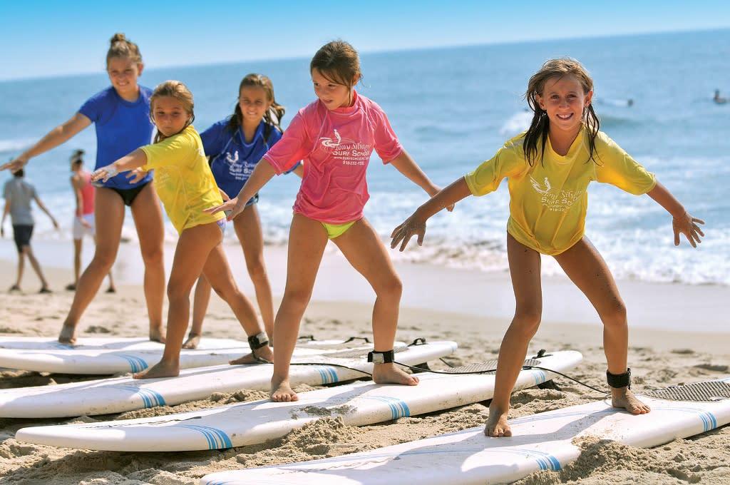 Vacation catskills resort teen activities