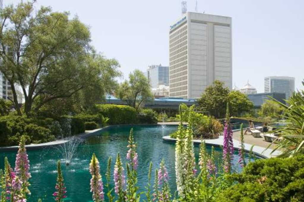 Kaiser Roof Garden