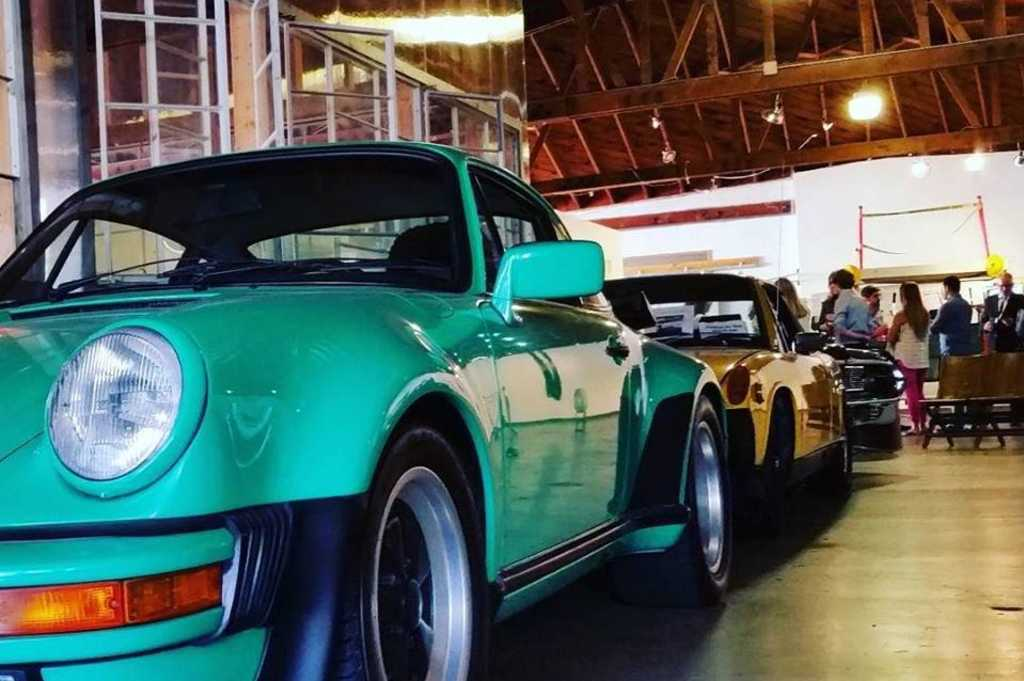 Classic Cars Event Space