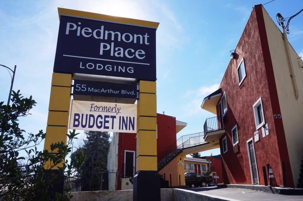 Piedmont Place Front