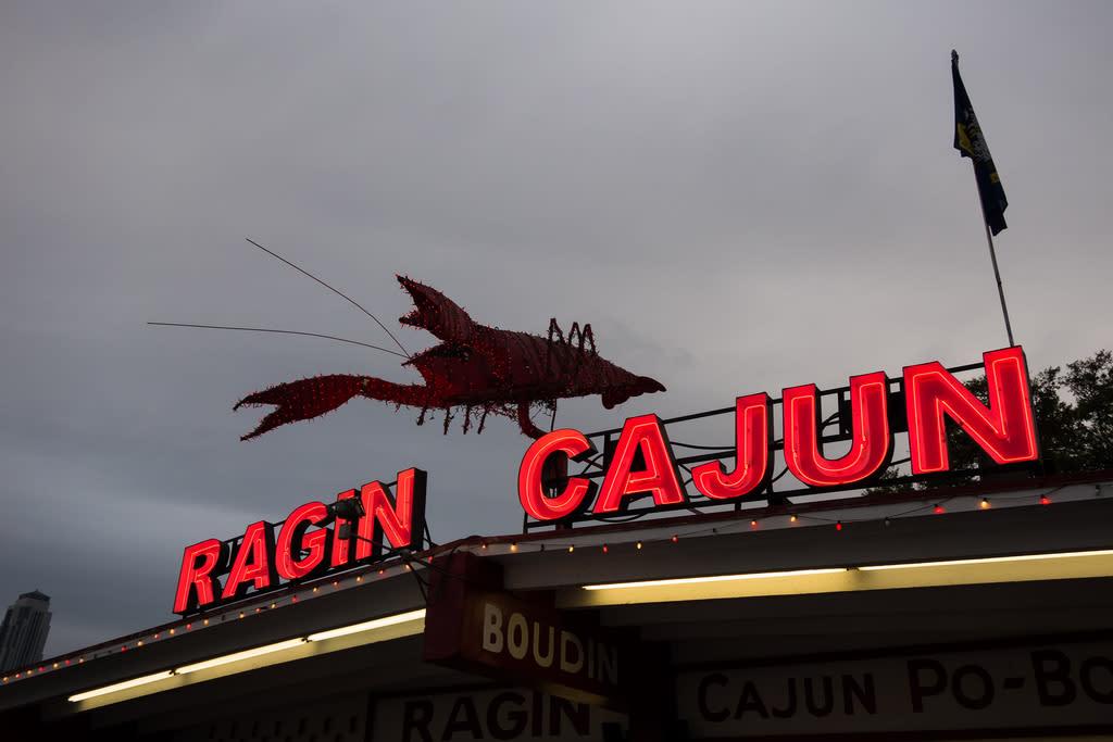 Ragin' Cajun - Top 10 Crawfish