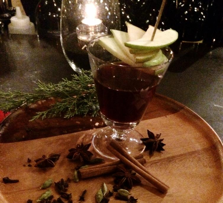 Okanagan Spiced Mulled Wine