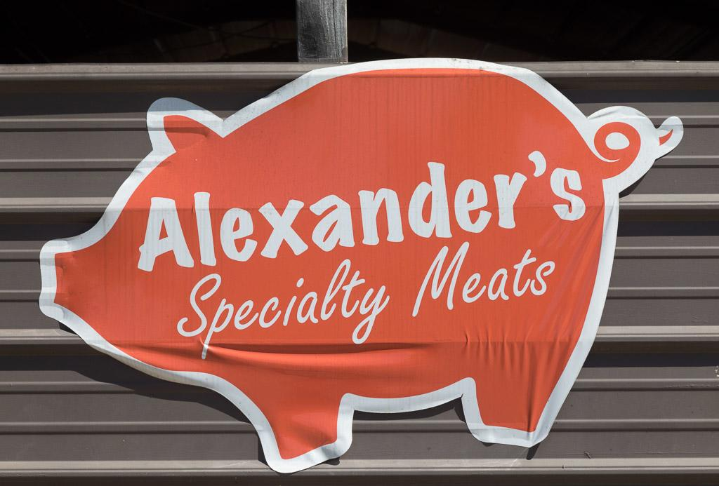 Alexanders Speciality Meats