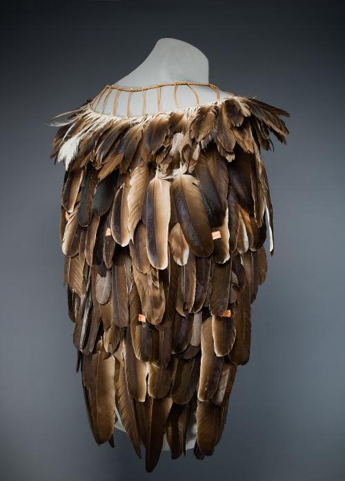 Condor Cape at Denver Art Museum