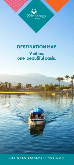 Destination Map Cover