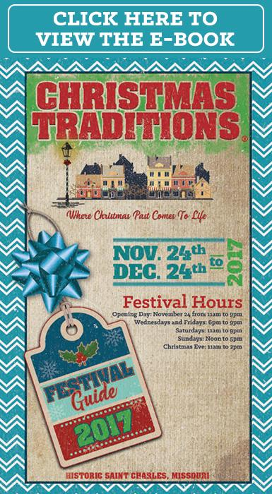 2017 Christmas Traditions Festival Guide