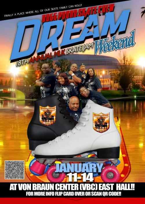MLK Skate Jam - Dogg Pound Skate Crew