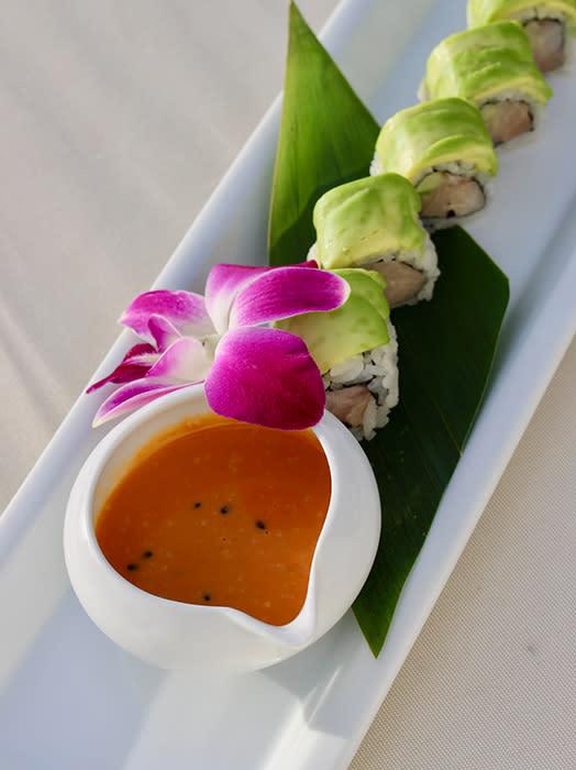 Sushi in Scottsdale Roku - Body