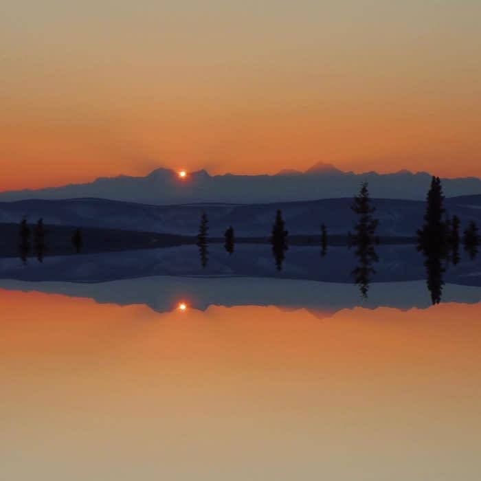 Winter SolsICE Polar Glow - Lynn Cornberg Designs - Fairbanks Alaska
