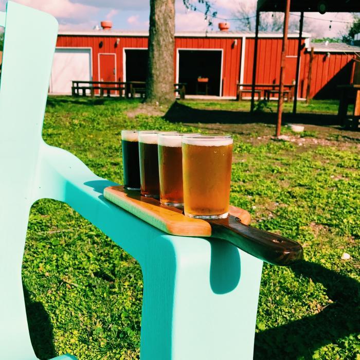 City Acre Brewing Beer