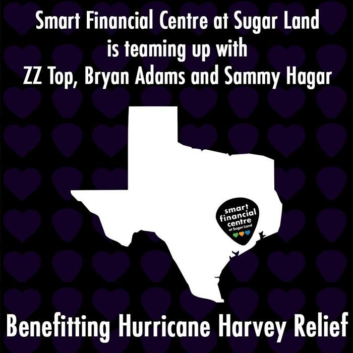 Smart Financial Center Harvey Relief