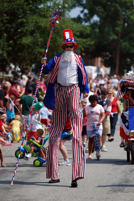 Ashland Fourth of July parade