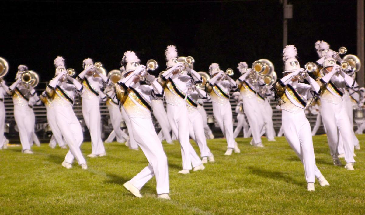 phantom regiment performing