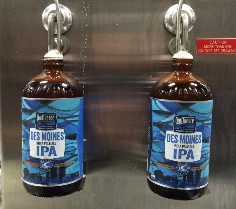 Confluence Brewing Company IPA