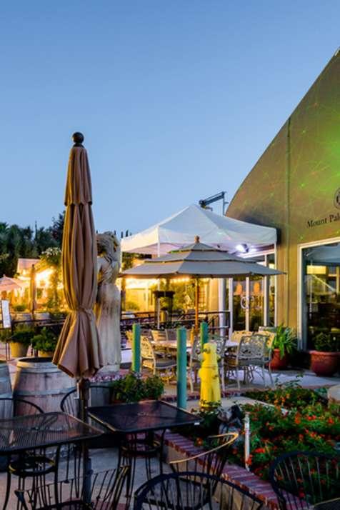 Annata Bistro/Bar at Mount Palomar Winery