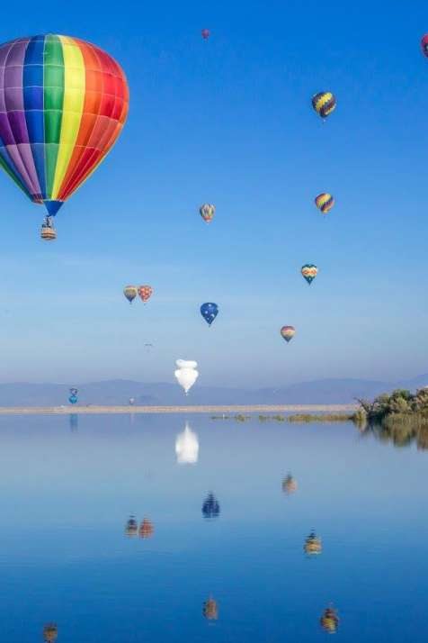 Temecula Valley Balloon and Wine Festival 2018
