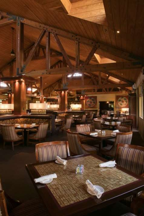 The Vineyard Rose Restaurant at South Coast Winery