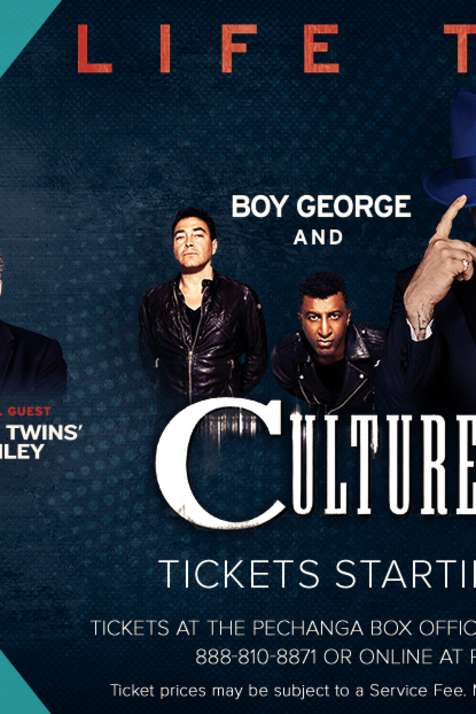 Culture Club | Thompson Twins