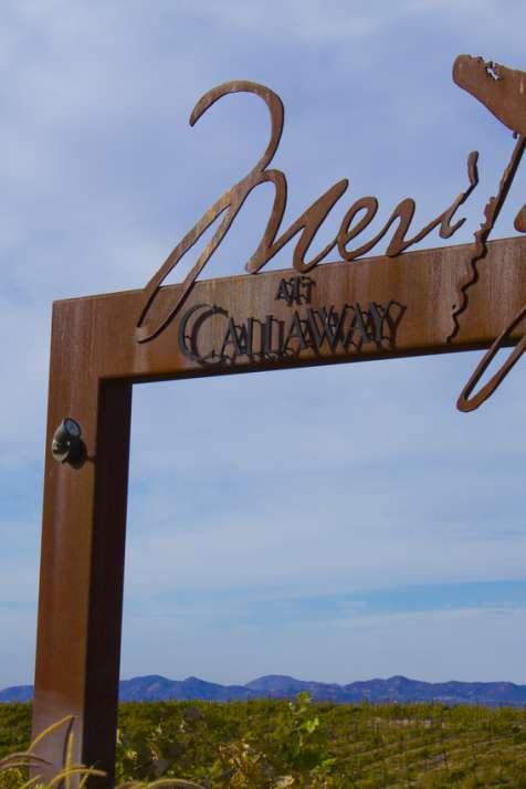 Meritage at Callaway Vineyard & Winery