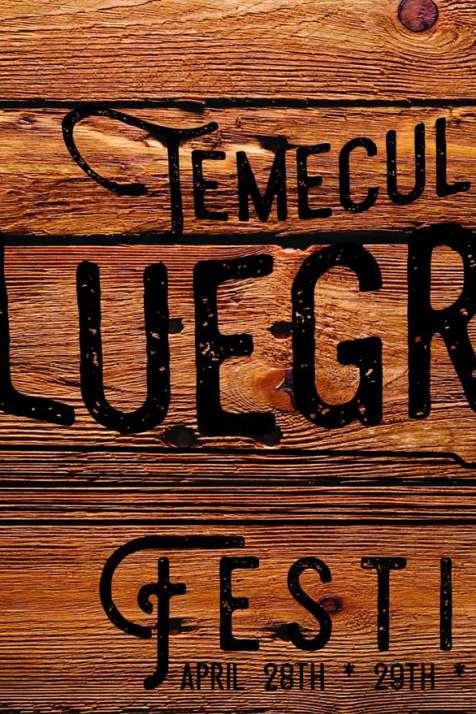 Temecula Blue Grass Festival 2018