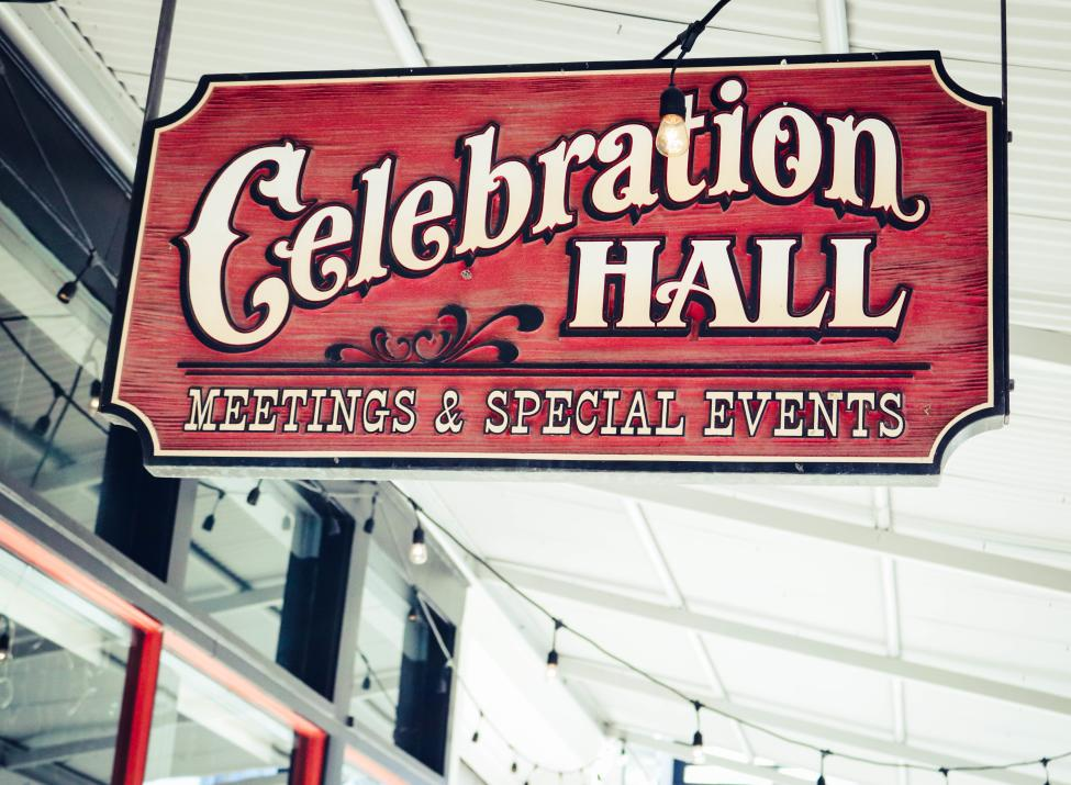 Celebration Hall