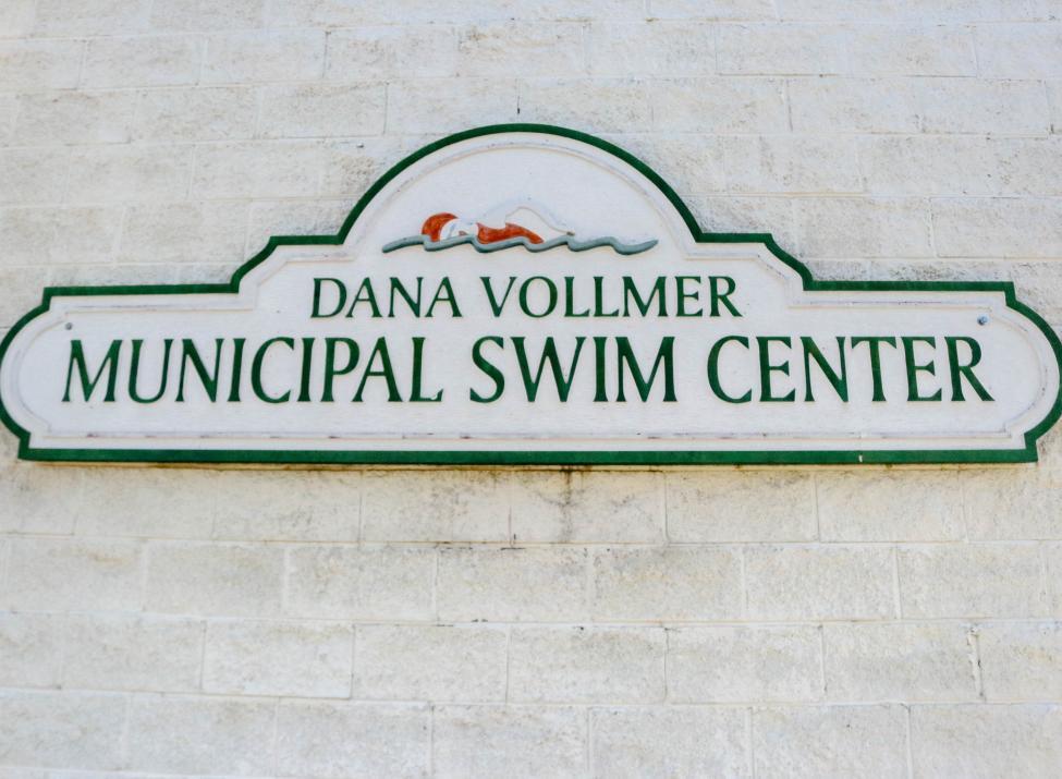 Dana Vollmer Municipal Swim Center