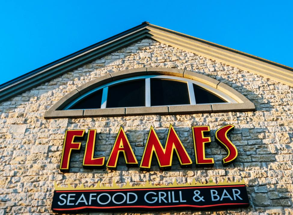 Flames Seafood