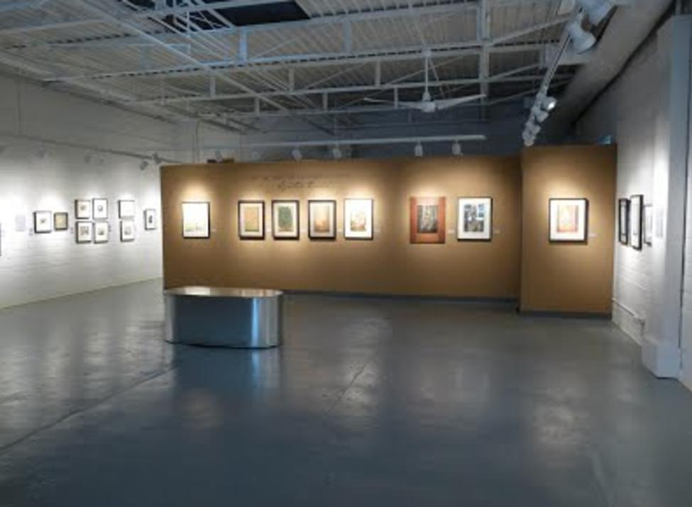 Gallery 206 Interior