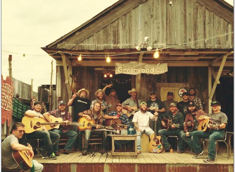 The Greenwood Saloon