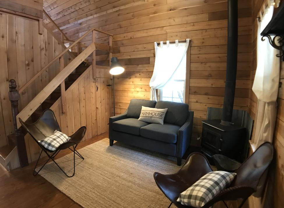 The Farmhouse Living Room