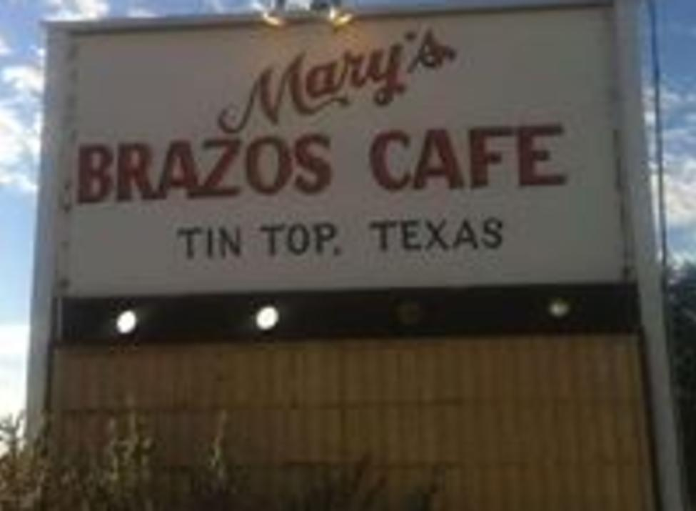 Mary's Brazos Cafe