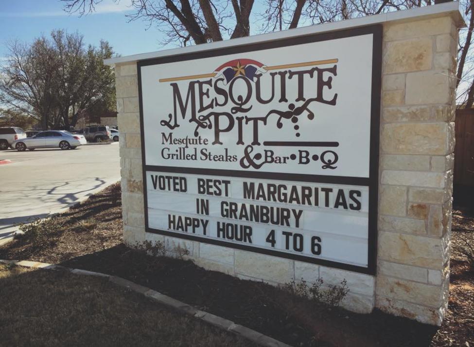 Mesquite Pit