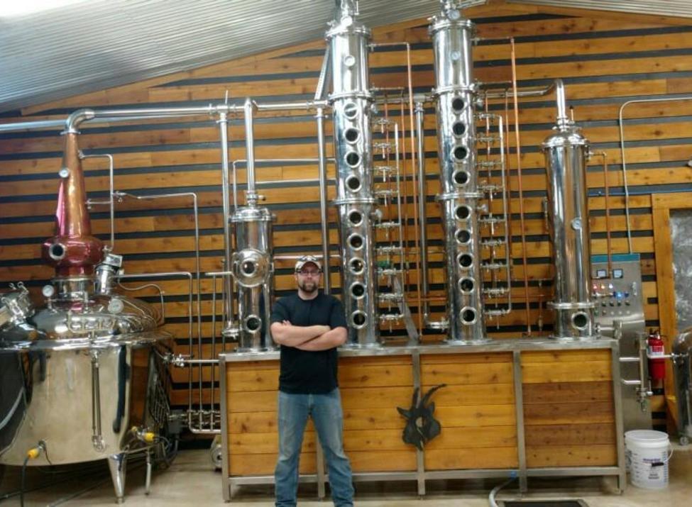 Local Goat Distillery