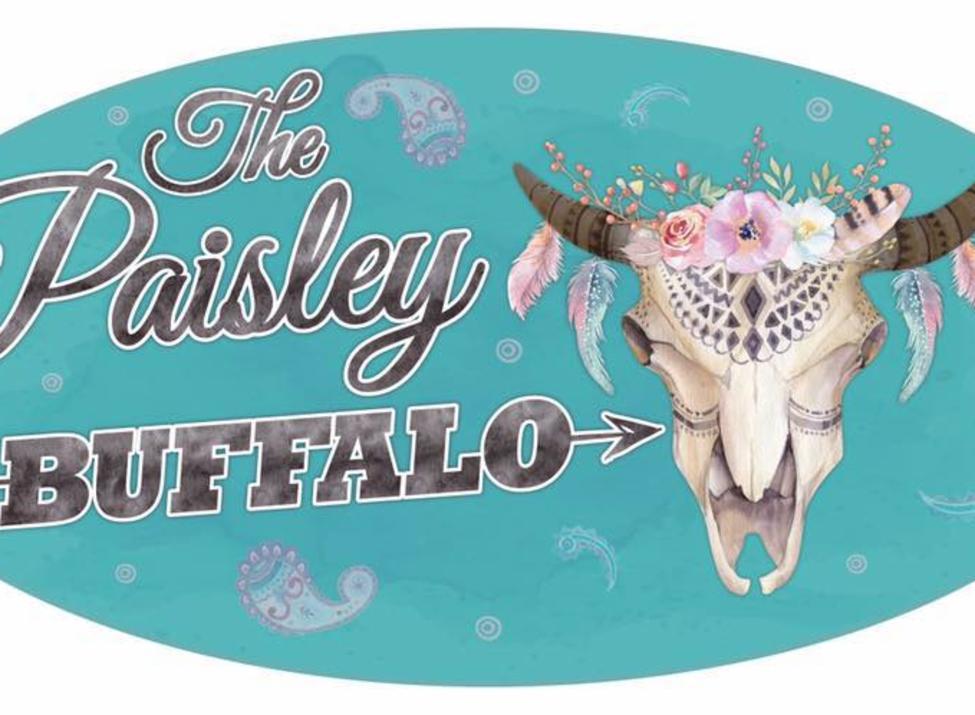 Paisley Buffalo