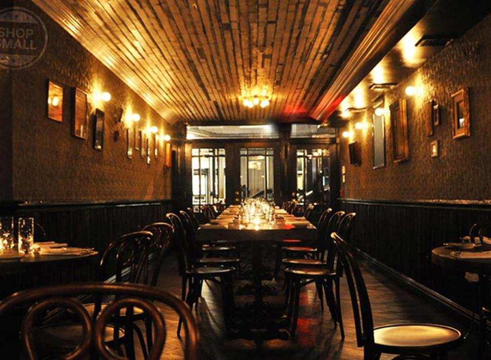 harper's restaurant and bar