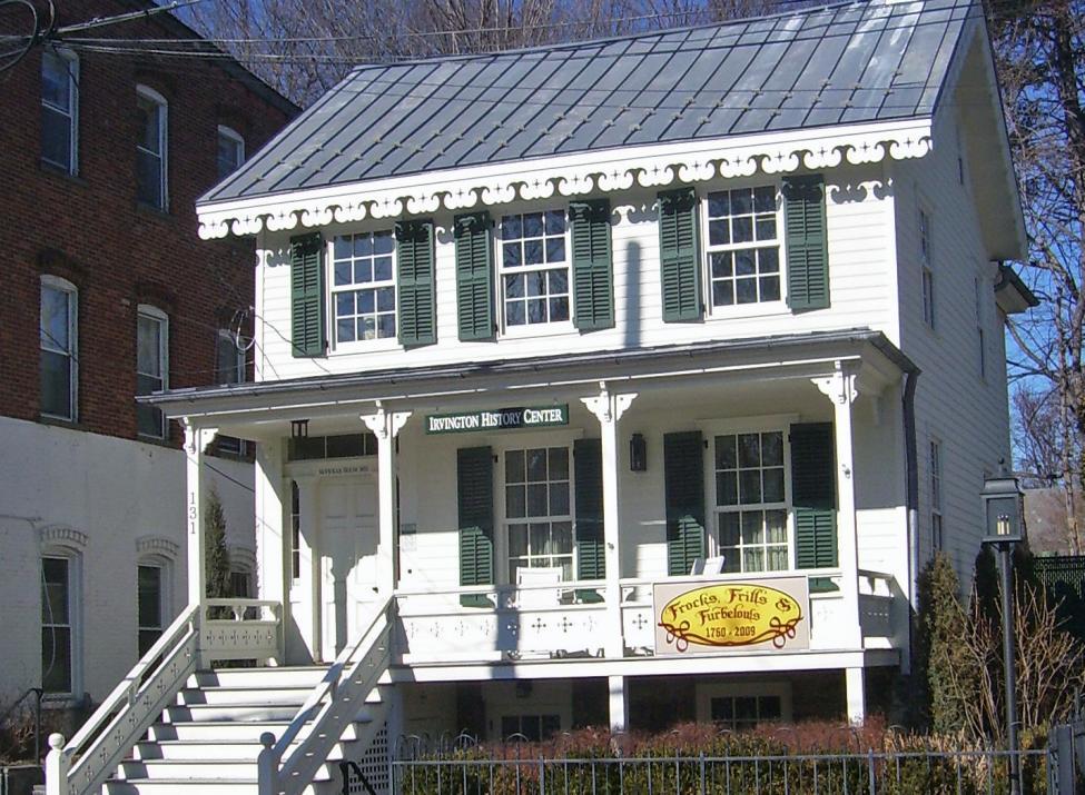 mcvickar house