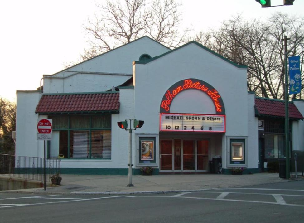 pelham picture house