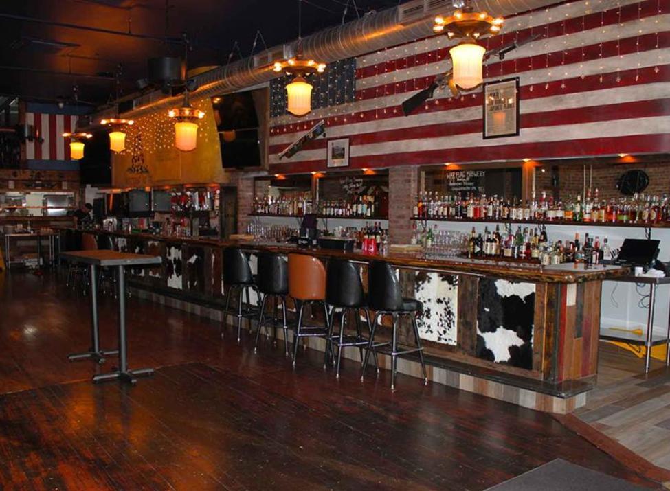 the eagle saloon