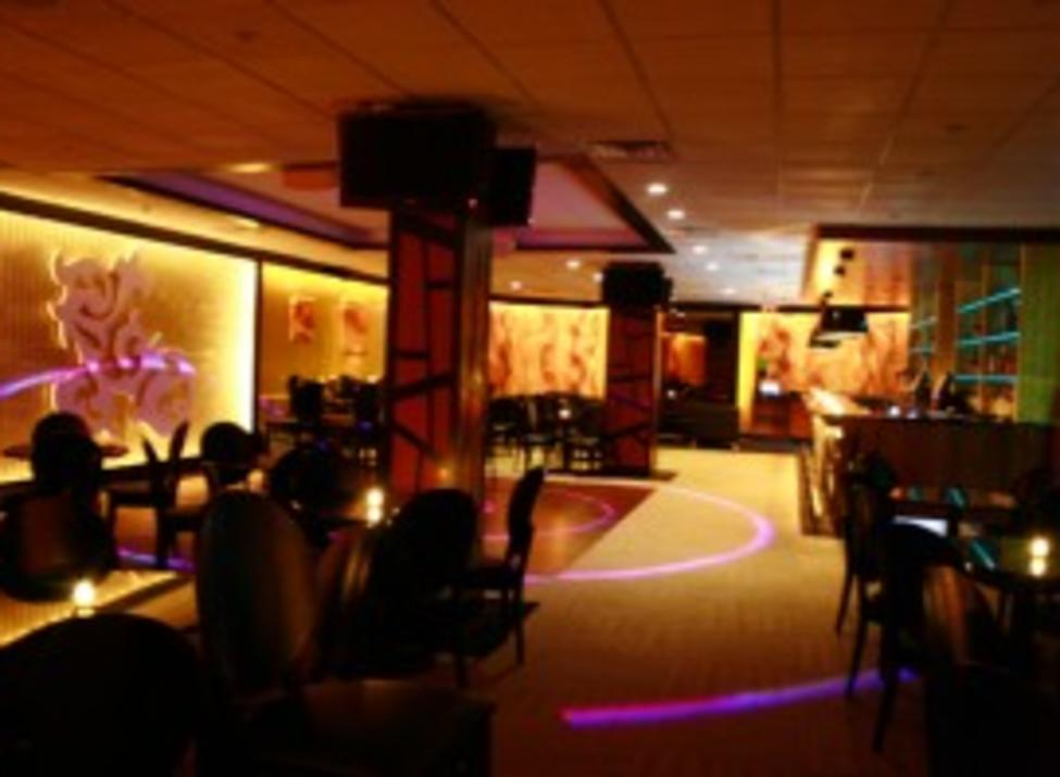 venue lounge and restaurant